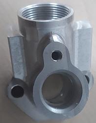 Корпус инжектора из алюминия