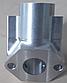 Корпус инжектора из алюминия, фото 3