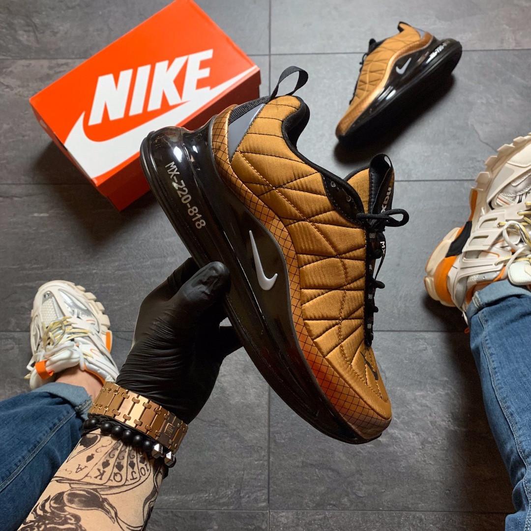 Nike Air Max 720-98 Brown Black (Корчиневый)