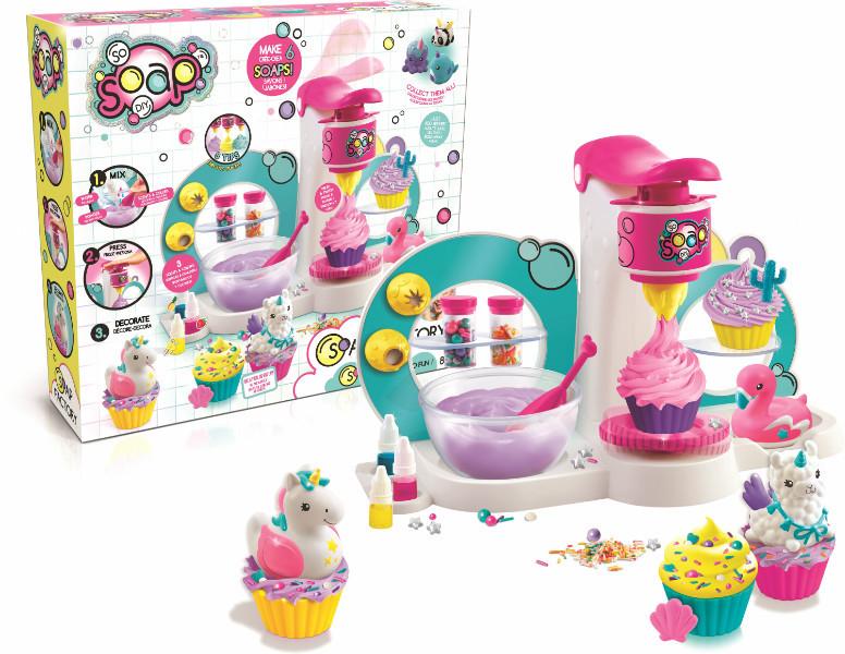 Canal Toys Фабрика по изготовлению мыла SOC003 USA Ltd So Soap DIY Soap