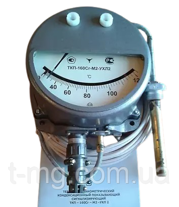 Манометрический термометр ТКП-160Сг