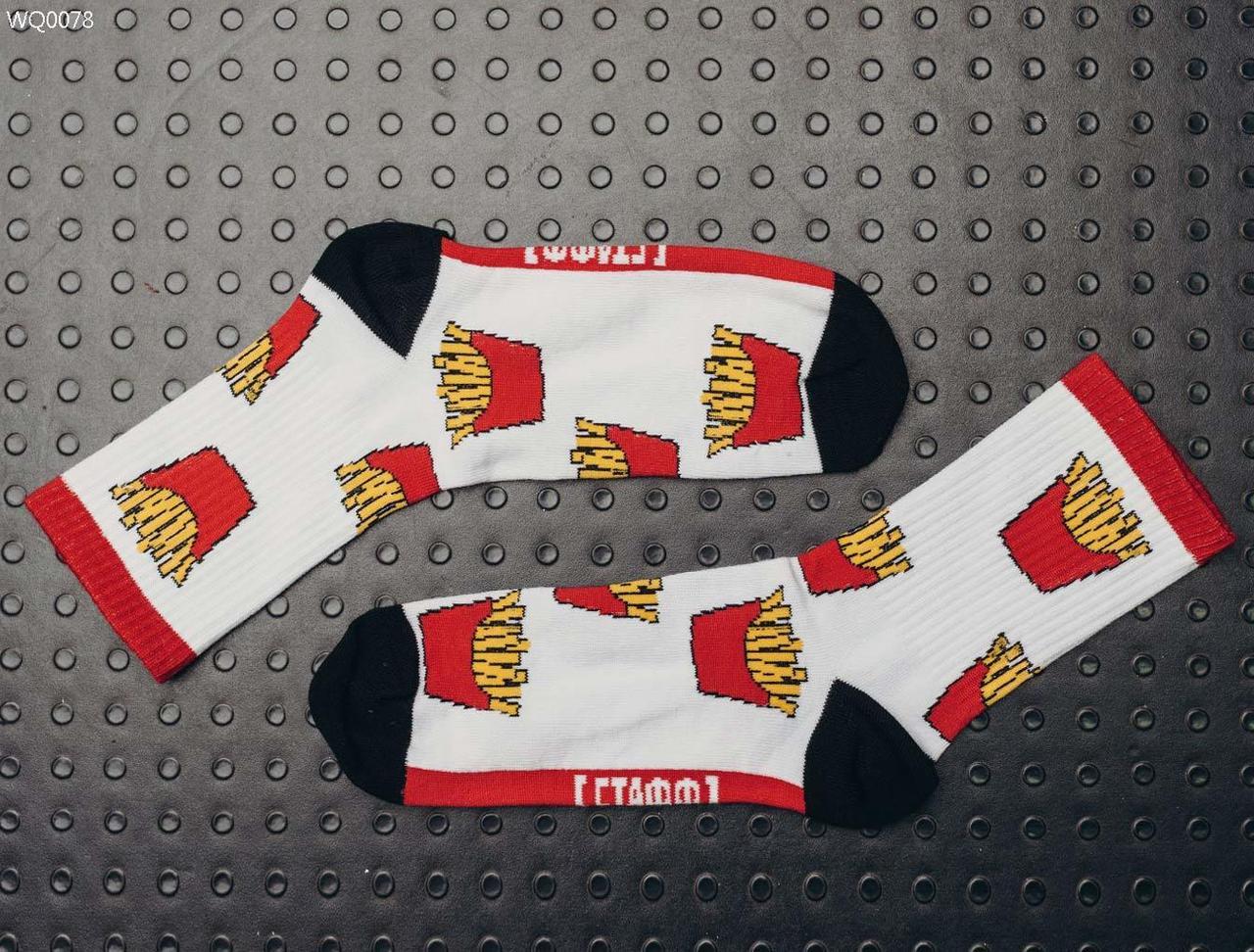 Носки Staff fries