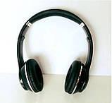 Накладные Беспроводные Блютуз Наушники Bluetooth Мп3 Fm, фото 5