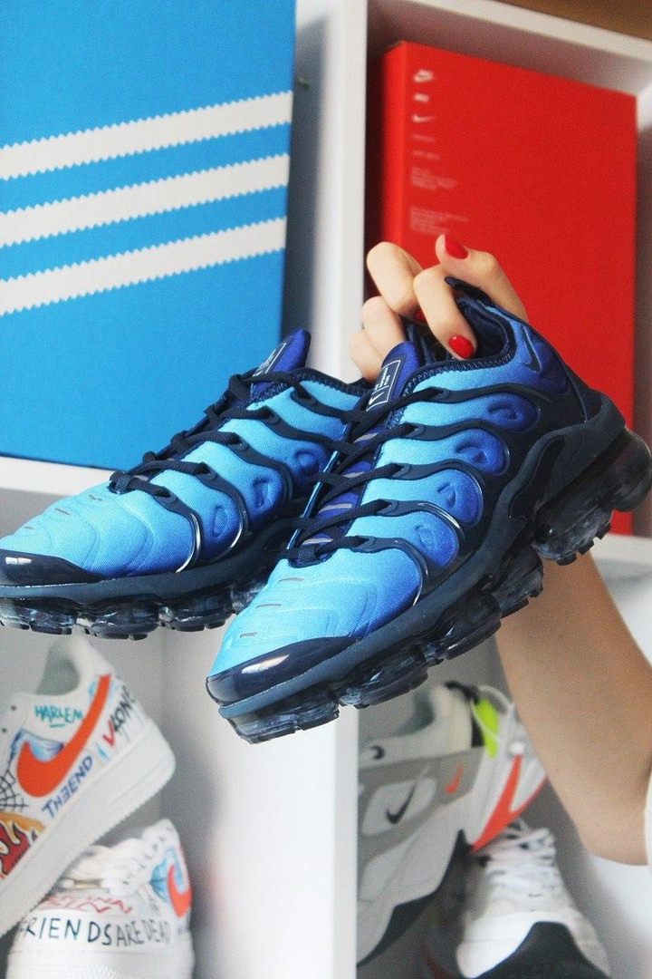 Nike Vapormax TN Blue (Синій)