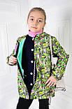 Детская ветровка для девочки рост 98, Вегас, фото 2