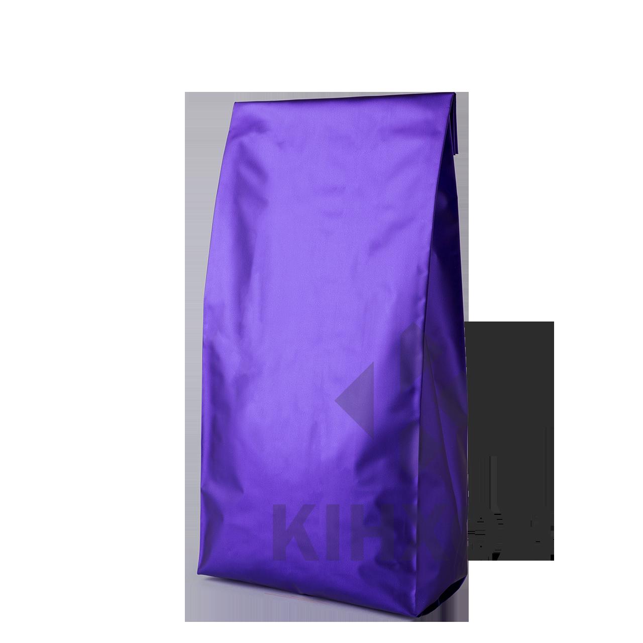 Пакет с центральным швом 90*320 ф (30+30) фиолетовый