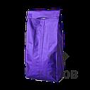 Пакет с центральным швом 90*320 ф (30+30) фиолетовый, фото 2