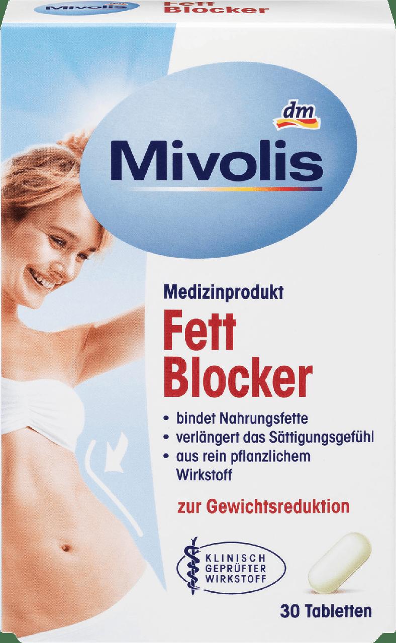 Биологически активная добавка Mivolis Fett Blocker, 30 шт.