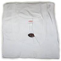 Мужские майки Ezgi - 43,00 грн./шт. (60-й размер, белые), фото 1