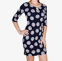 Темно-синее платье с цветами (WZ149) | 3 шт.