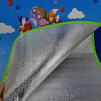 """Функциональный детский игровой коврик  """"Самолет"""" 90*150 см, фото 1"""