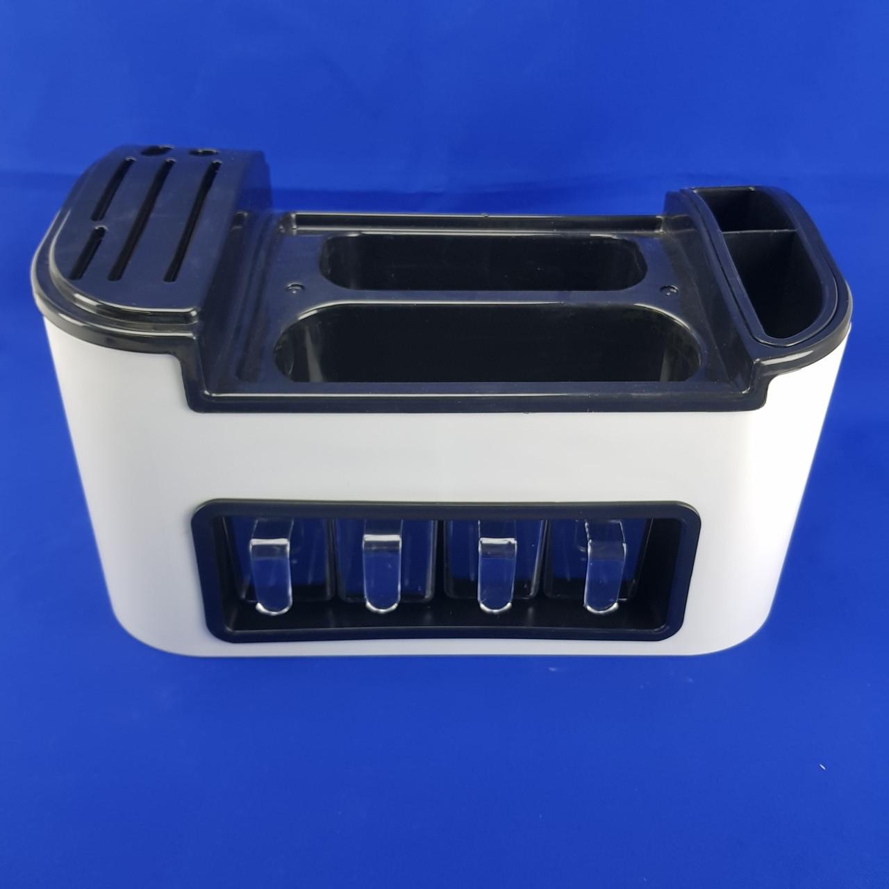 Органайзер для кухонных принадлежностей с ящиками (Clean Kitchen Necessities-Bos)