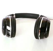 Накладные Беспроводные Блютуз Наушники Bluetooth Мп3 Fm, фото 3