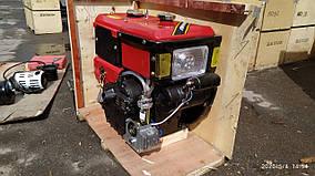 """Двигун дизельний """"Кентавр"""" ДД190ВЭ (10,5 л. с., стартер)"""