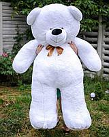 Плюшевый Мишка 2 метра белый, Большой Плюшевый Медведь, Большая Мягкая игрушка Плюшевый Мишка 200 см