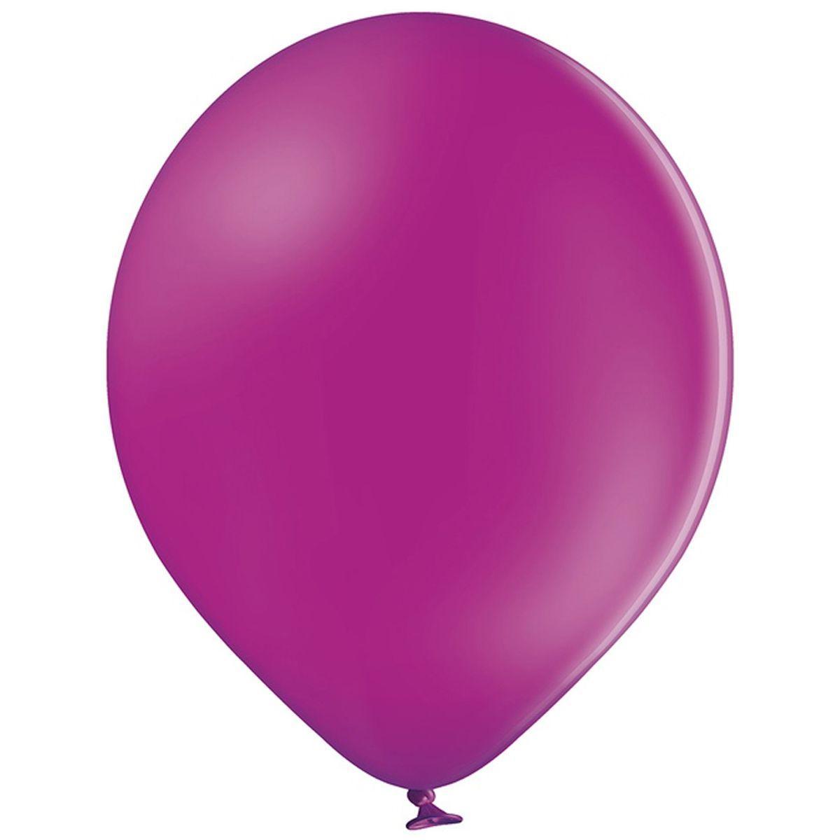 """Кулька 12""""/30 виноград фіолетовий екстра 441 латекс пастель ТМ """"Belbal"""" однотонний шт."""
