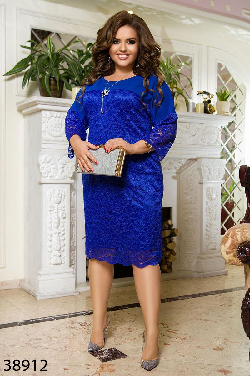 Нарядное,праздничное женское платье  Размер: 50-52, 54-56, 58-60, 62-64