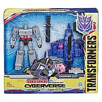 Трансформер Мегатрон Кибервселенная Transformers Cyberverse Spark Armor Megatron