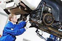 Диагностика ходовой электромобиля Nissan Leaf, Tesla Model S / 3 / X, BMW i3, Fiat 500e, Volkswagen E-Golf