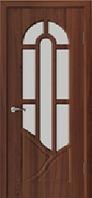 Двері міжкімнатні Аркадія горіх шоколадний