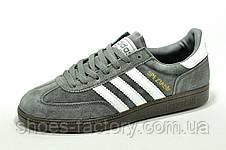 Кроссовки мужские в стиле Adidas Spezial Gray, фото 2
