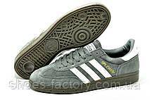 Кроссовки мужские в стиле Adidas Spezial Gray, фото 3
