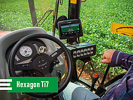 Курсоуказатель для трактора Hexagon Ti7