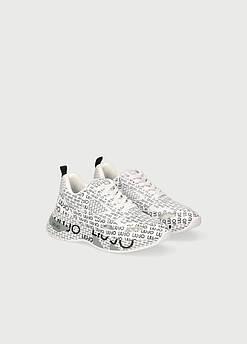Женские белые кроссовки Liu Jo, оригинал. Размер 37