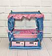 Кровать - комод для куклы Hauck арт. 90421, фото 2