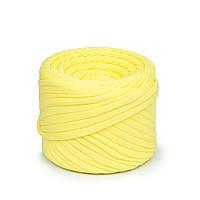 Трикотажная пряжа Bobilon (50 м), цвет Лимонный