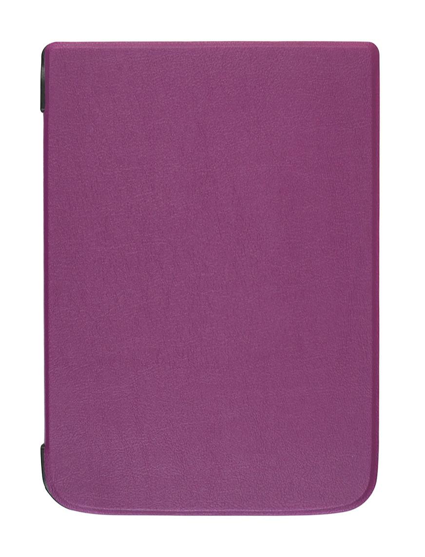 Обложка-чехол для PocketBook 740 InkPad 3 фиолетовая