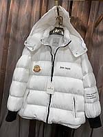 Белая женская куртка, фото 1