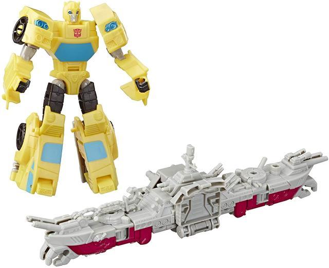 Transformers Bumblebee Cyberverse Spark Armor
