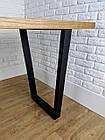 Металлические опоры Трапеция-2 под стол в кафе ножки для стола в ресторан, фото 9