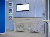 Шкаф-кровать-трансформер горизонтальная с фотопечатью, фото 1