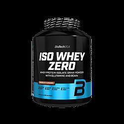 BioTech USA Iso Whey Zero 2270g (другие вкусы)