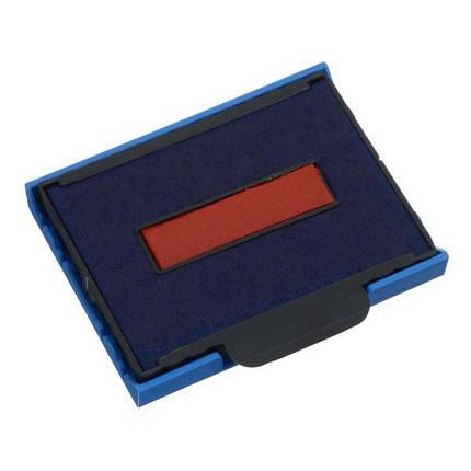 Штемпельная подушка, двухцветная, Trodat 6/57/2, фото 2