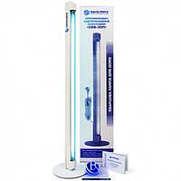 Бактерицидний опромінювач BactoSfera OBB 30P OZONE FREE: безозонова бактерицидна лампа