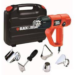 Фен строительный Black&Decker KX2001K