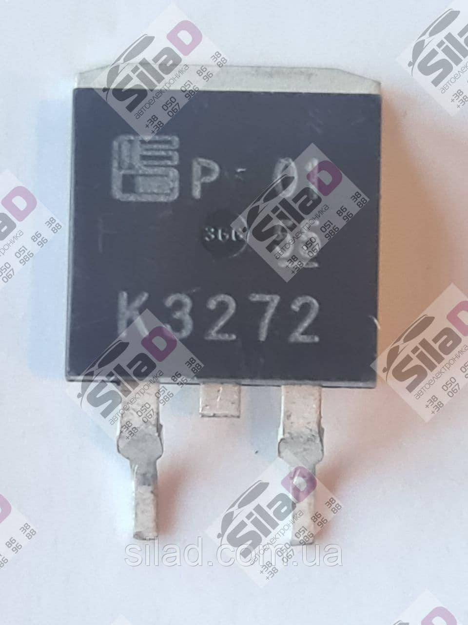 Транзистор 2SK3272 K3272 Fuji Electric корпус TO-263