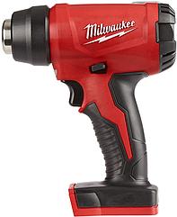 Аккумуляторный фен Milwaukee M18 BHG-0 без АКБ и ЗУ (4933459771)