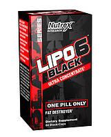 Nutrex Lipo 6 Black Ultra Concentrate 60 caps ( есть в наличии)