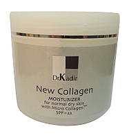 New Collagen Зволожуючий крем для сухої шкіри (SPF=22) 250 мл dr.Kadir