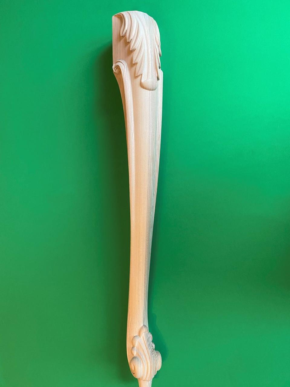 Ножка консольная резная/ Опора для стола/ Ножка для стола/ Н 502