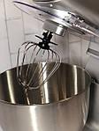 Кухонный тестомес миксер планетарный  Royalty Line RL-PKM1900,7 RED 1900 Вт, фото 5