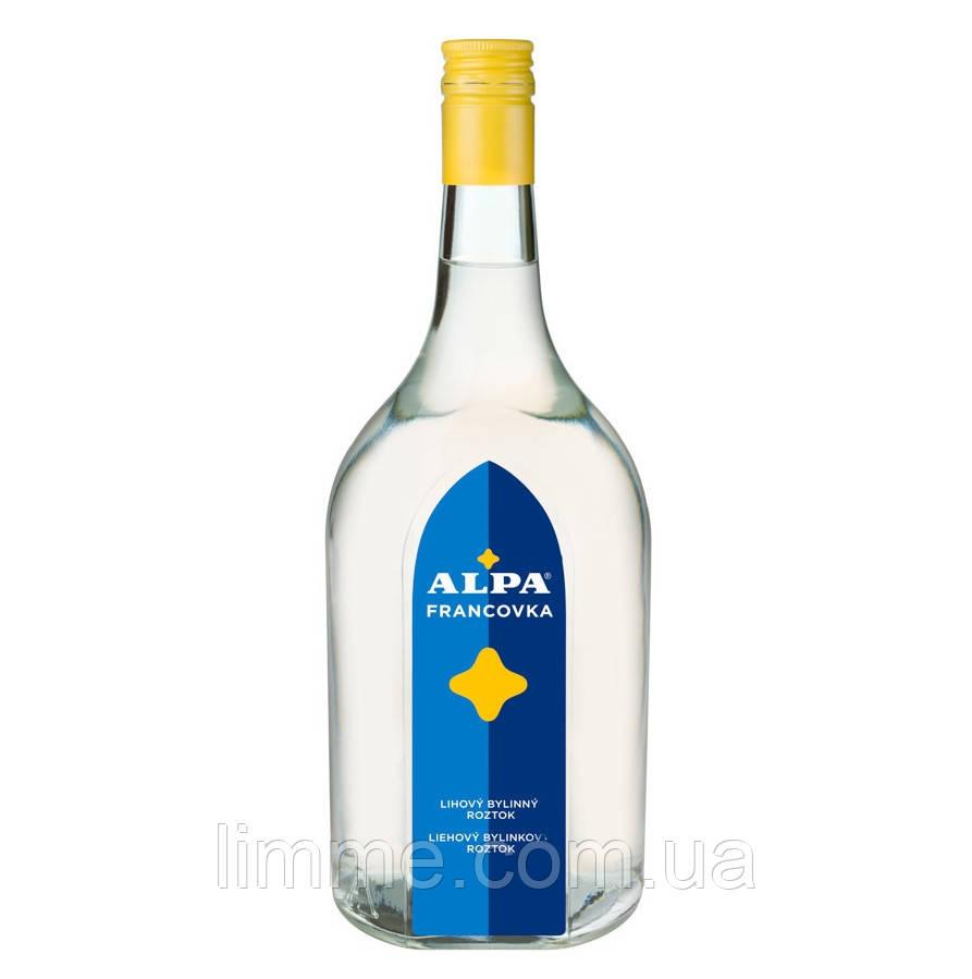 Спиртовий розчин Alpa Francovka 1000 мл
