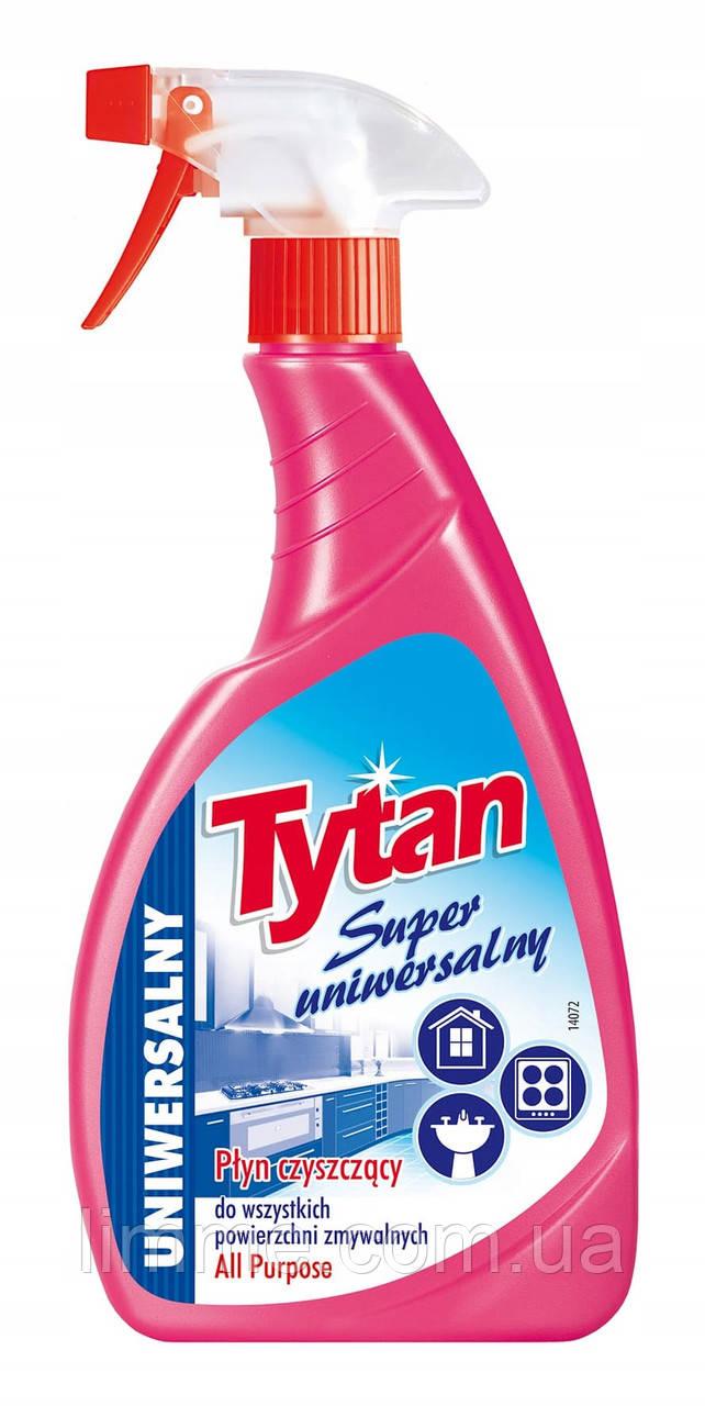 Супер універсальна рідина для чищення Tytan Super Universalny 500 г