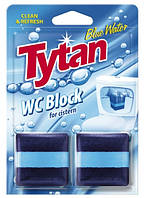 Таблетка для зливного бачка Tytan Blue Water 2х50 г