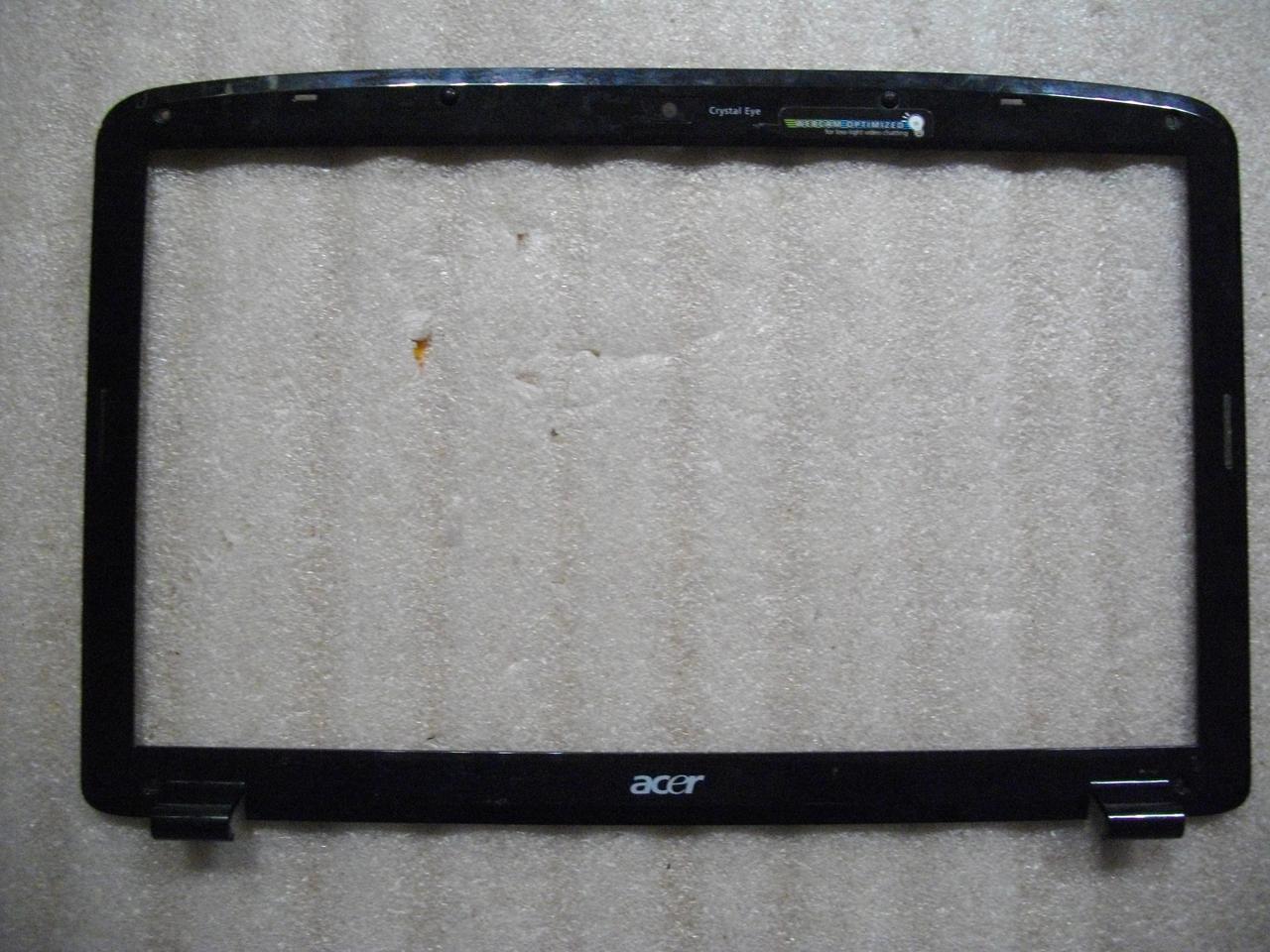 Корпус, Оригинальный, Рамка матрицы экрана Acer Aspire 5738ZG, 5338, 5738, MS2264, WIS604CG4300309093016 бу