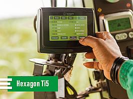Курсоуказатель Hexagon Ti5 (с patch антенной)